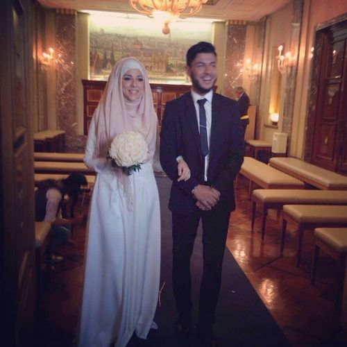 Couple Muslim