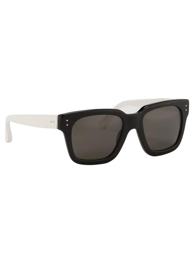 2b01fbbde14fd Linda Farrow  linda Farrow 71  Sunglasses - Forty Five Ten - Farfetch.com.  Linda FarrowMonclerSunglassesWomanShopEye Glasses
