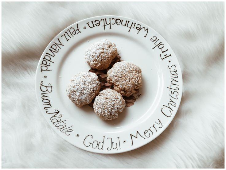 CHRISTMAS BAKERY | peanut cookies, recipe, erdnusskekse, rezept