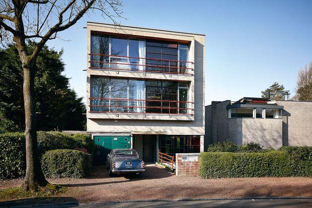 Exclusief in Weekend Knack: de woning van architect Louis Herman De Koninck