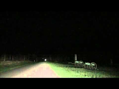 Gettysburg Ghost Sighting that was so creepy and it had to be real!!!!!!