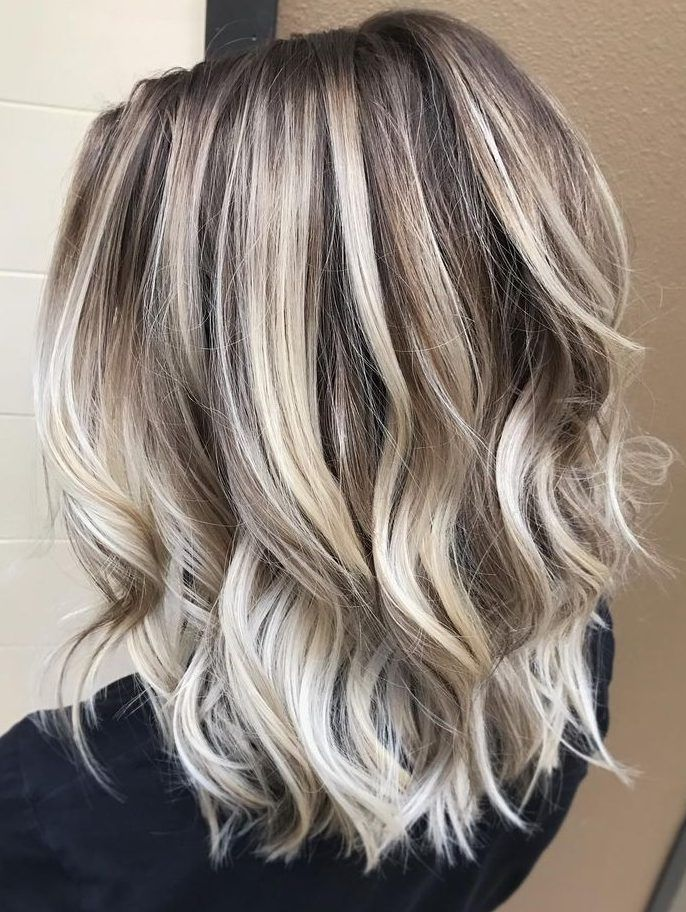 50 Blonde Hair Color Ideas For Short Hair Blonde Inspirations For 2019 With Hairstyle In 2020 Hair Colour Design Hair Color For Women Ashy Blonde Balayage