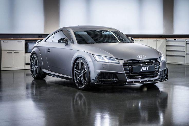Audi TT von Abt: Neues Modell startet mit 310 PS durch