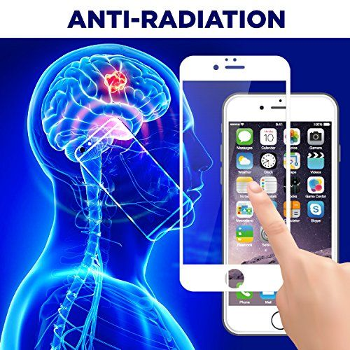 Anti Blue Anti Radiation New Glass Screen Protector for iPhone 6/ 6s Tempered Glass Filters EMF and Harmful Radiation and Blue Light- Touch Screen High Clarity Easy Install ProTech Defense http://www.amazon.com/dp/B018HJSMQO/ref=cm_sw_r_pi_dp_uGUOwb0NJQ0K6