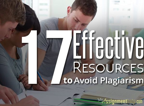 Are you worried about plagiarism? We provide 17 ideal online resources that help you to prevent plagiarism completely. Students and teachers both can consult them. http://bit.ly/1Mqyb8o