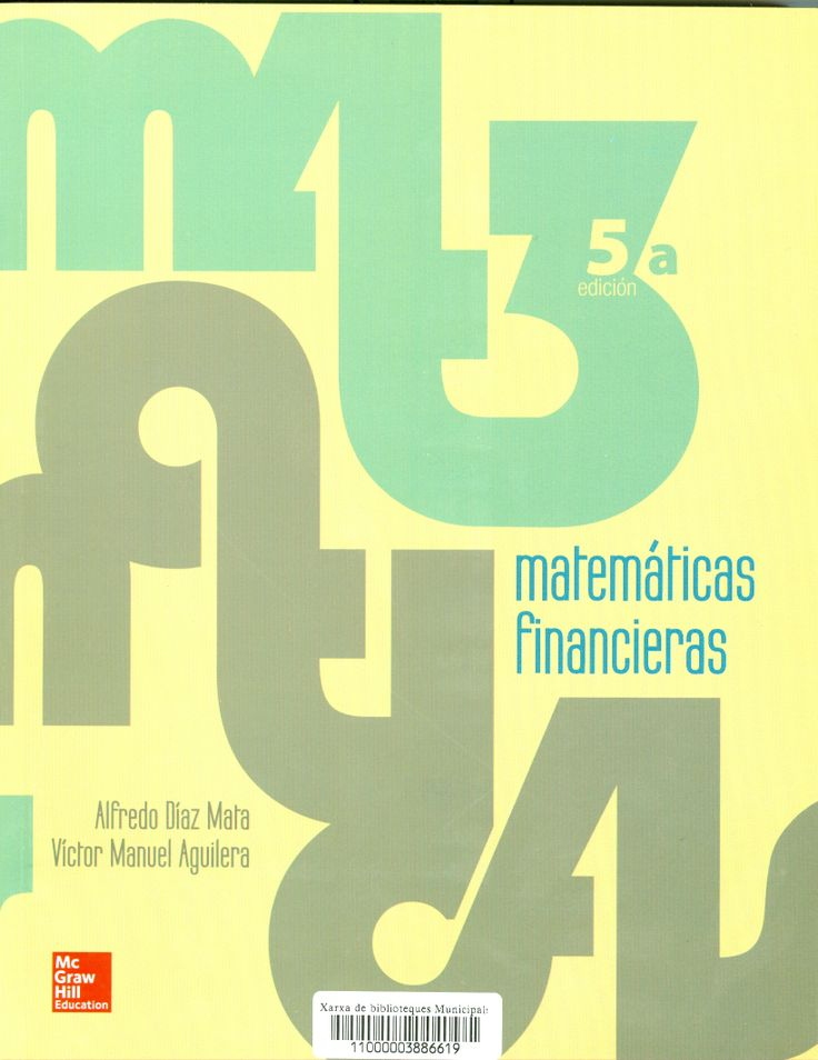 Matemàtiques financeres
