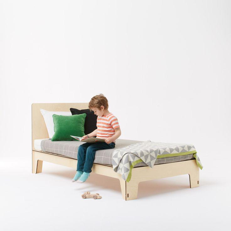 Plyroom - Singolo Single Bed, $995.00 (http://www.plyroom.com.au/singolo-single-bed/)