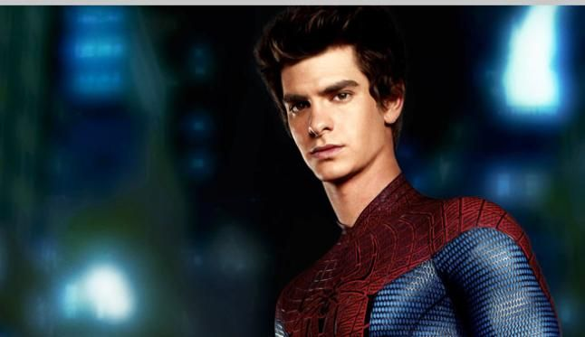 andrew garfield | Andrew Garfield, abrumado por 'The Amazing Spider-Man'