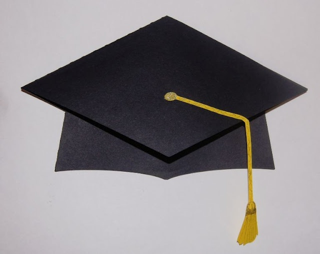 how to make a graduation gown bigger