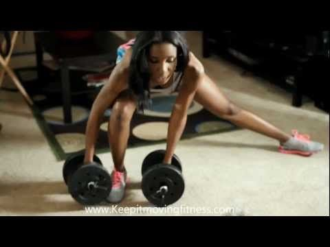 NO MORE THUNDER THIGHS: Squats & Lunges via www.myfitstation.com