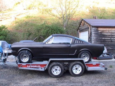 Ford : Mustang SHELBY GT350 CLONE 1965 FORD MUSTAN - http://www.legendaryfinds.com/ford-mustang-shelby-gt350-clone-1965-ford-mustan/