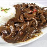 Ledvinky na čínský způsob recept.......... http://recepty.vareni.cz/ledvinky-na-cinsky-zpusob/