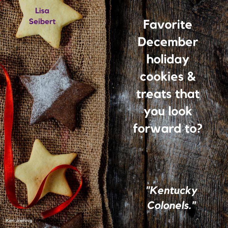When I asked my friend, Lisa, what treat she looks forward to during the holidays, she recalled something she's enjoyed all the way from years past...  Kentucky Colonels!    Have you had one?