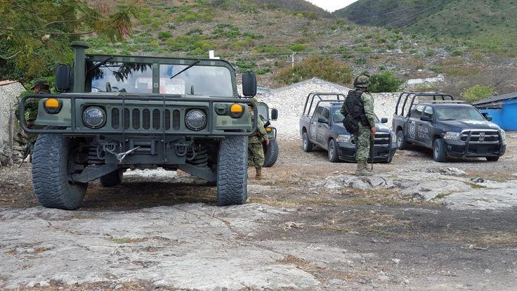 Policía Estatal retira vigilancia policíaca a habitantes de Quetzalcoatlán
