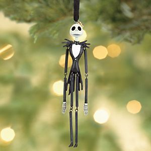 Disney Jack Skellington Sketchbook Ornament   Disney StoreJack Skellington Sketchbook Ornament - Jack Skellington celebrates the holidays like no one else can. Our Pumpkin King ornament is fully hinged so his bones dangle freely about, as they should! He hangs perfectly with our Sally Sketchbook Ornament, sold separately.