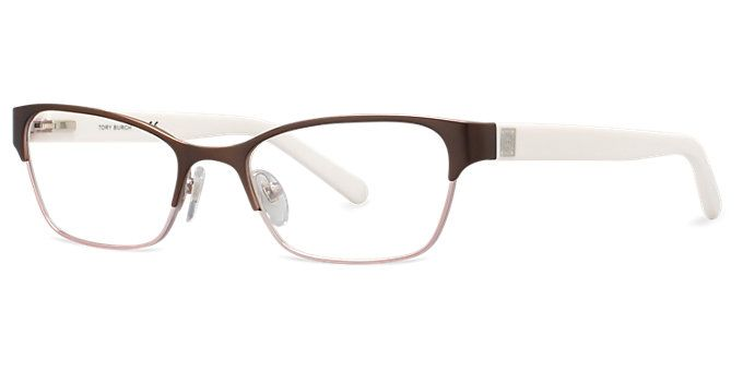 My new frames Tory Burch, TY1040 As seen on LensCrafters ...