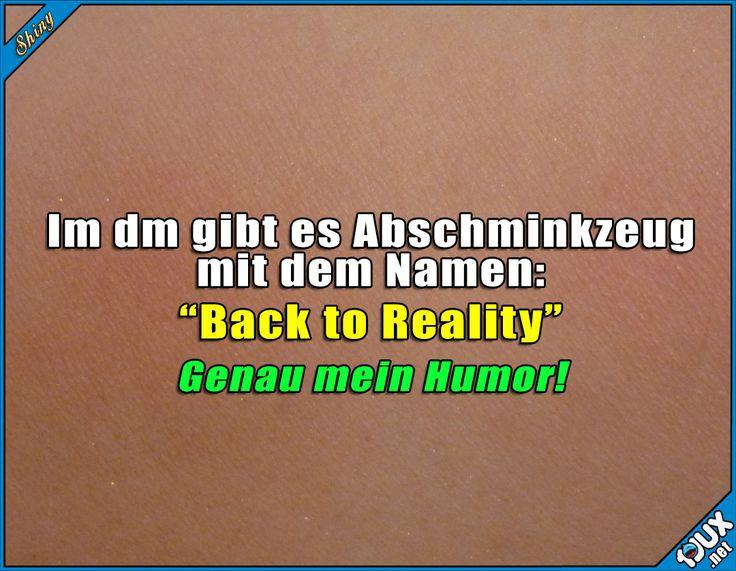 #GenauMeinHumor
