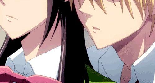 Kaichou wa Maid-sama romance anime