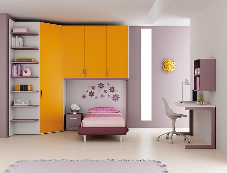 #Arredamento #Cameretta Moretti Compact: Catalogo Start Solutions 2013 >> LH30 http://www.moretticompact.it/start.htm