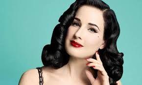 Cómo hacer un maquillaje pin-up #años #50 #maquillaje #makeover #makeup #maquillar #retro #pinup #clasico #labios #rojos #delineador