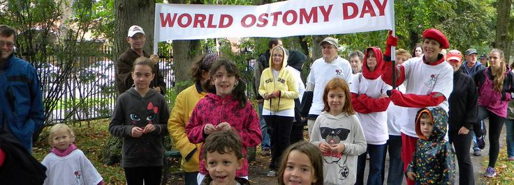 Stoma Stroll 2015 Saturday, October 3, 2015 is Canada Ostomy Day and World Ostomy Day. And the Ostomy Canada Society will host the 3rd Annual Stoma Stroll Awareness Walk in various cities across Canada. If you cannot find a walk in your area you can organize a team or participate as an individual in our virtual walk.
