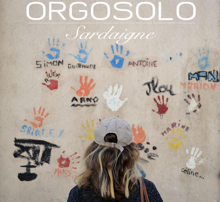 Murals in Orgosolo, Sardinia