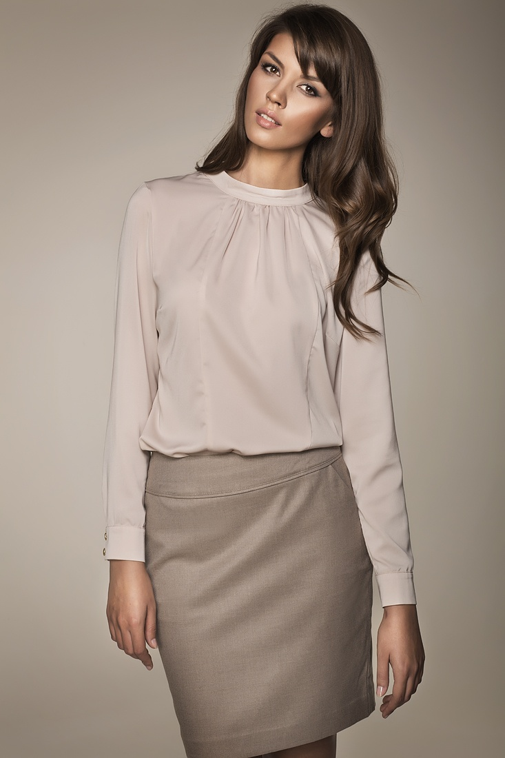 elegant blouse by misebla <3