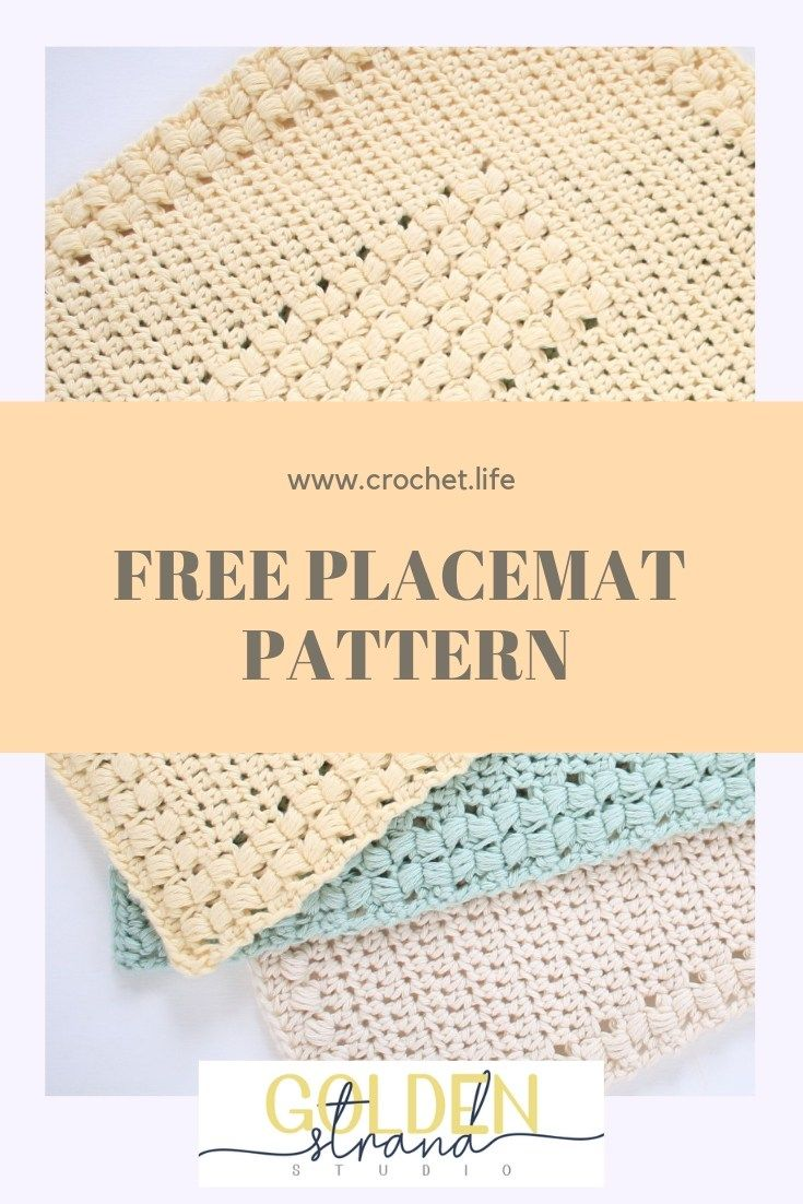 35 Pretty Image Of Free Crochet Placemat Patterns Free Crochet Placemat Patterns 3 Easy To Croc Placemats Patterns Crochet Placemat Patterns Crochet Placemats