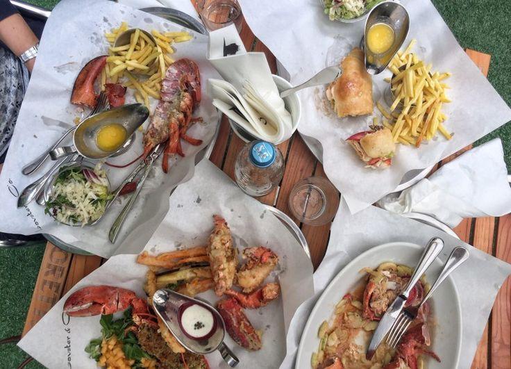 Lobster bar de Milan