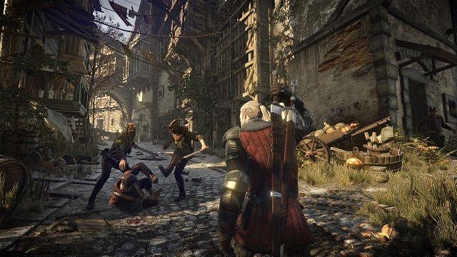 The Witcher 3 : Trailer de Lancement pour le dernier DLC