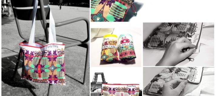 ''Wearlavie'' bags by Paola Diamantea | Living Postcards - The new face of Greece