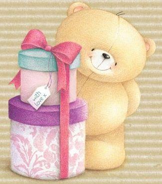 #foreverfriends #teddy #motherBy Maria Elena Lopez