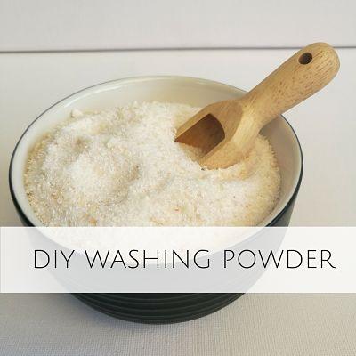 Natural Washing Powder