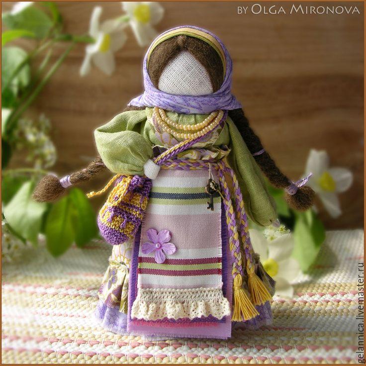 Купить Успешница-Удачница - разноцветный, успешница, успех, народная кукла, оберег, удача, успешница-удачница