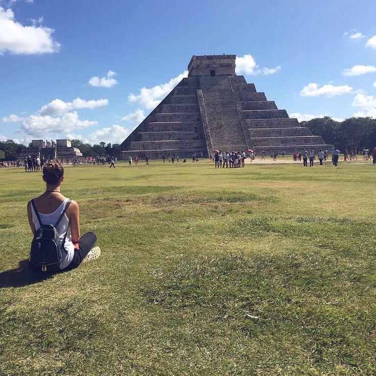 Chichen Itza. Mexico