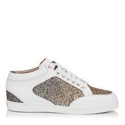Chaussures De Sport En Cuir Miami Choo London Jimmy IjygHvcUOM
