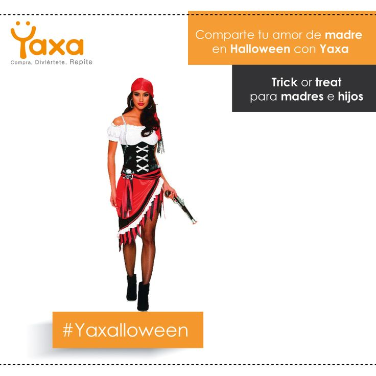 #Disfraces #Madreehijos para #Halloween. Disponibles en #Yaxa #Yaxalloween #Halloween