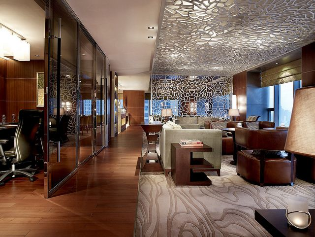 The Westin Tianjin—Westin Executive Club Lounge by Westin Hotels and Resorts, via Flickr