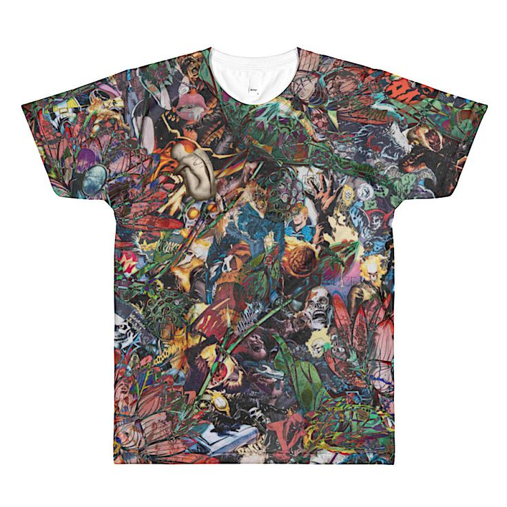 Colorful Art Shirt XLV