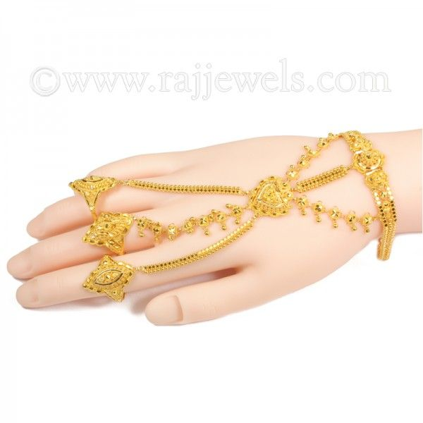 Unique Gold Jewelry Hand Chain Jewellrys Website