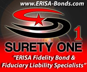 Fiduciary liability policies should accompany an ERISA fidelity bond when you are a financial adviser with discretionary control.  Surety One, Inc. is a fidelity bond expert! Visit www.ERISA-Bonds.com for more.  #ERISAbond #erisafidelitybond #fidelitybond