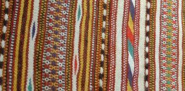 Orune, particolare di un tappeto