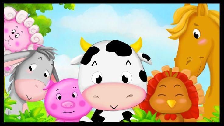 Apprendre les animaux de la ferme en français http://www.youtube.com/watch?v=Ahz71l3e2Wc