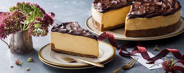 How do you make Cheesecake even better? Make Peanut Butter the key ingredient. Bake this indulgently delicious Peanut Butter Cheesecake this Mother's Day for a dessert the whole family will love!