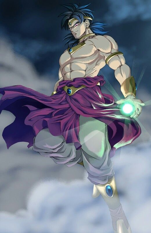 114 best broly images on pinterest dragon ball z - Broly dragon ball gt ...