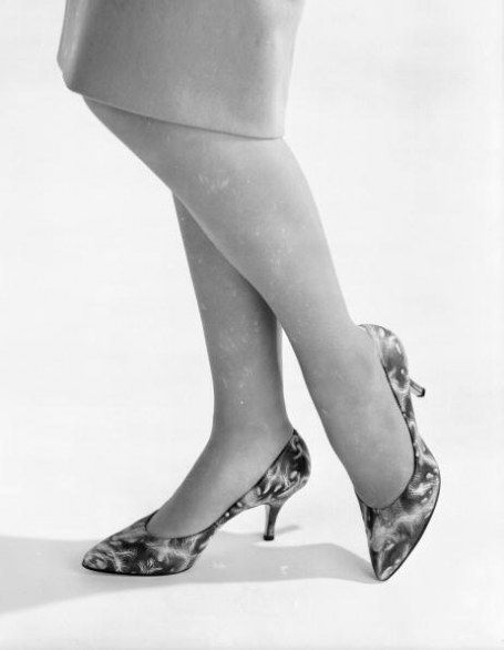 scarpe anni sessanta
