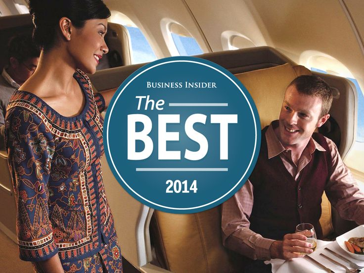 The 20 best airlines in the world