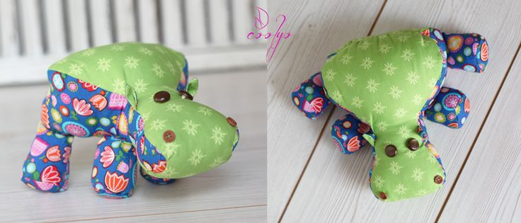 Hipopotam verde (50 LEI la coolyo.breslo.ro)