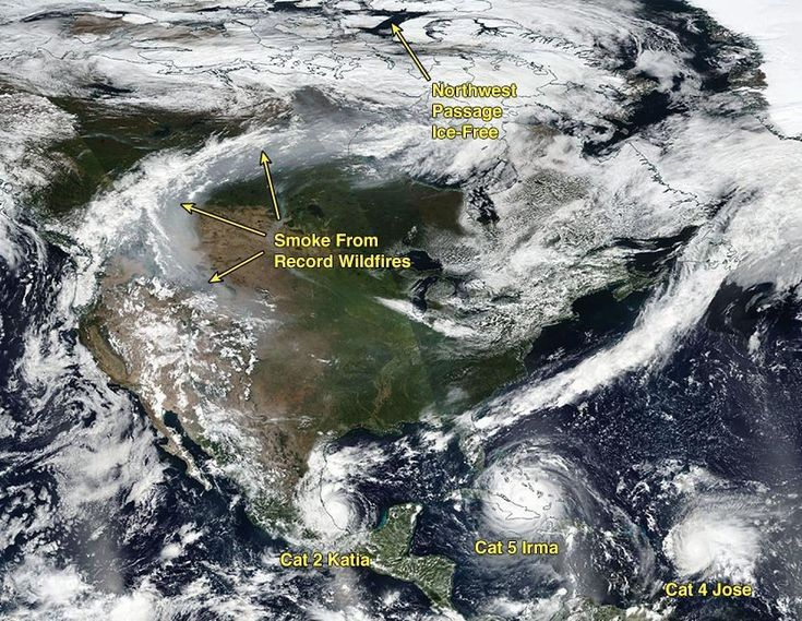 Top Ten Global Weather/Climate Events of 2017: A Year of Landfalls and Firestorms by Dr. Jeff Masters | Category 6 | Weather Underground