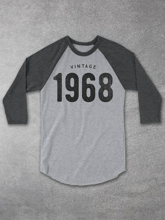 50th Birthday Gift For Women Men Shirt Gifts Man